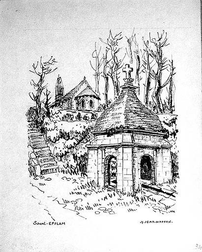 Fontaine St Efflam [titre attribué]_0