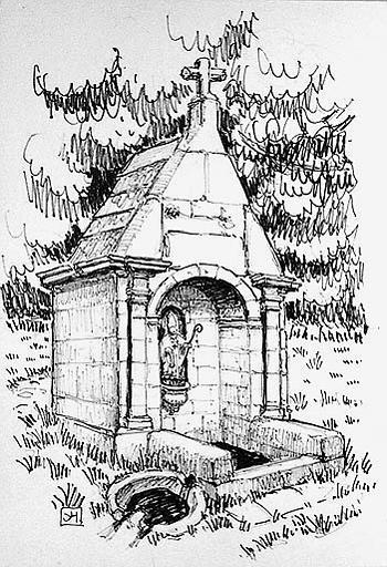 Fontaine St Clair [titre attribué]_0