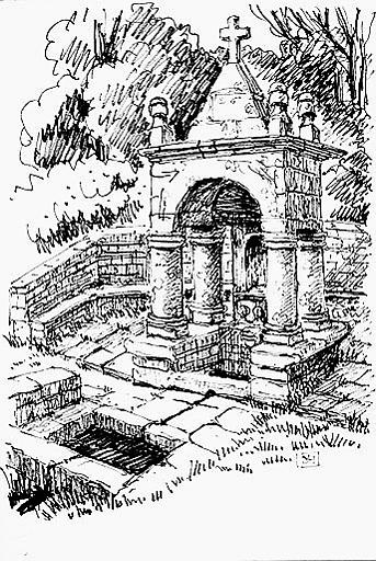Fontaine Ste Anne - Grappon [titre attribué]_0