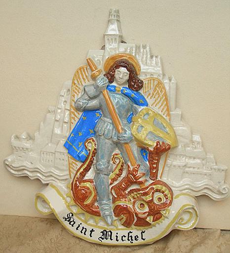 Saint Michel et le Mont [titre attribué]