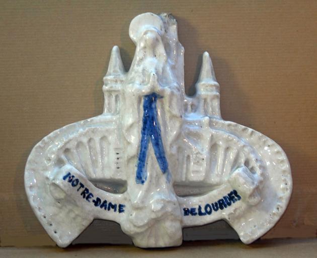 Notre Dame de Lourdes [titre attribué]