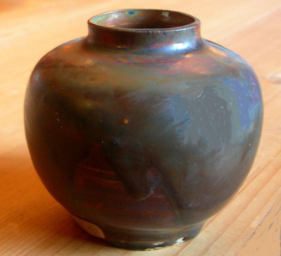 Vase grès [titre attribué]