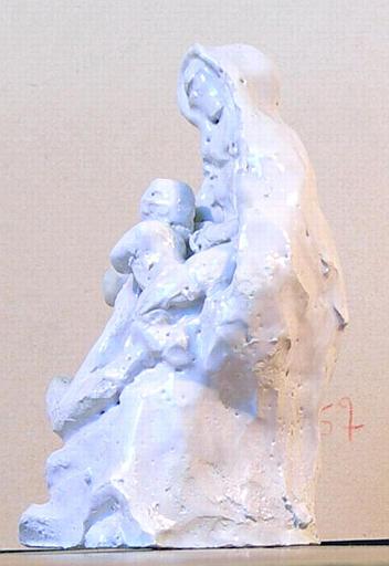 Notre-Dame de Rance (maquette) [titre attribué]