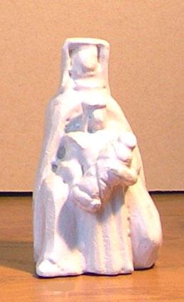 Sainte Anne, Marie, Jésus [titre attribué]_0