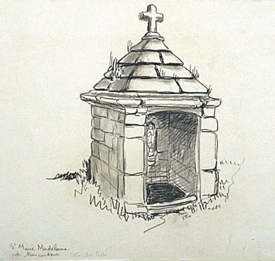 Moncontour : fontaine Ste Marie Madeleine (titre inscrit)_0