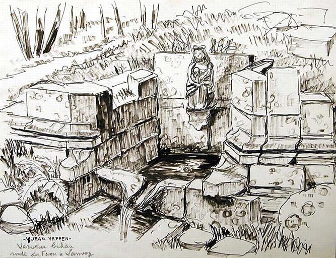 Fontaine de Verveur-Bihan [titre attribué]_0