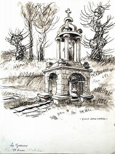 Le Guerno : Ste Anne [titre attribué]_0