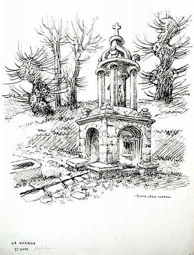Fontaine Ste Anne : Le Guerno [titre attribué]_0