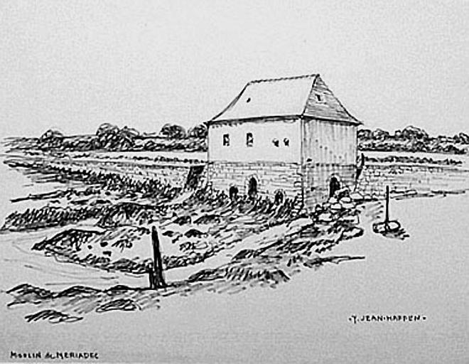 Moulin de Mériadec [titre attribué]_0