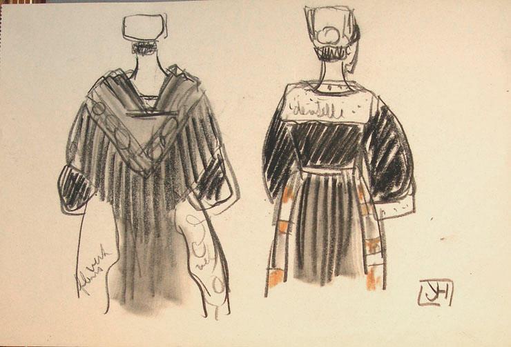 Costumes du Morbihan (série A) [titre attribué]