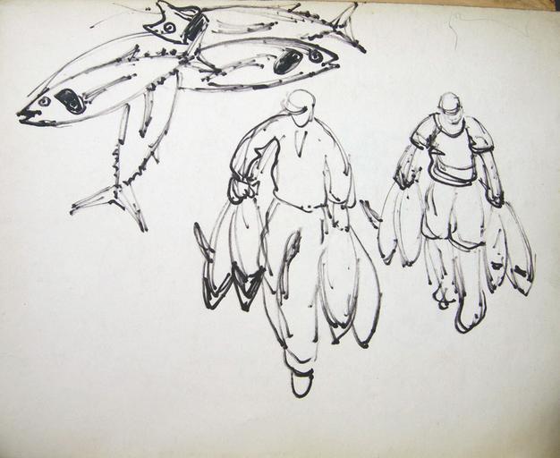 La Pêche et les pêcheurs (Série A) [titre attribué]_0