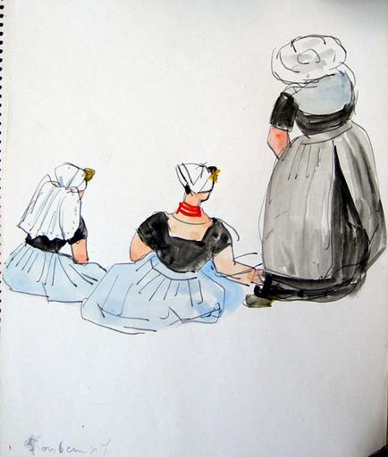 La Hollande et ses habitants [titre attribué]