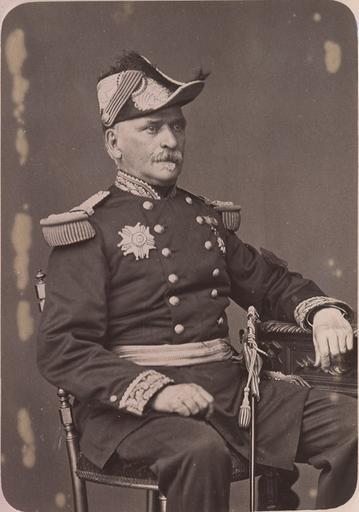 Le général d'artillerie Princeteau_0
