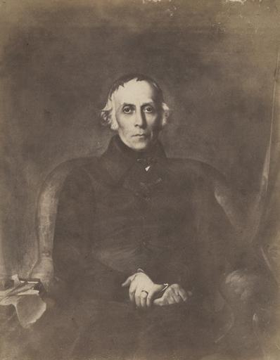M. Guizot. Photographié d'après le portrait original peint par M. V. Mottez, appartenant à M. Douglas Denon Heath