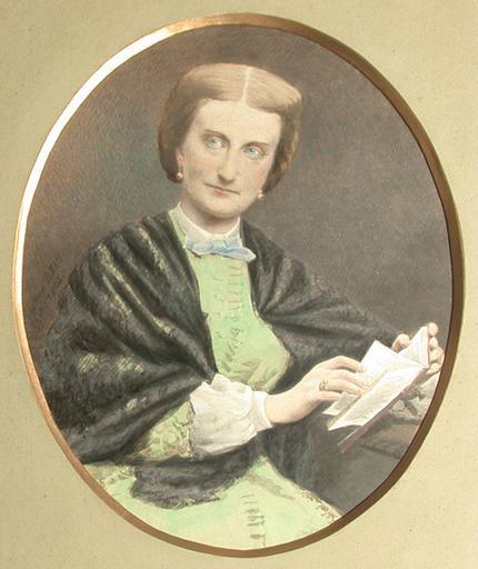 La duchesse d'Aumale à Londres