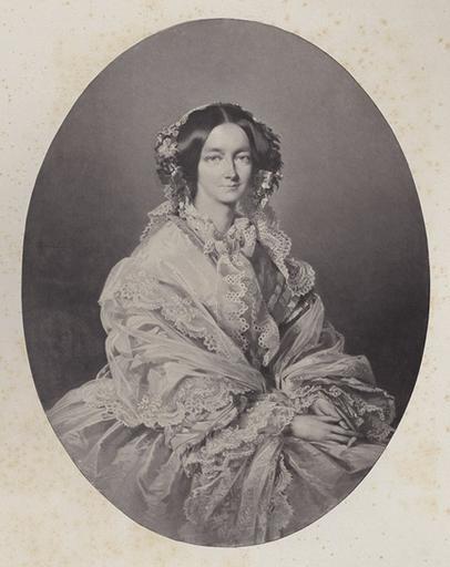 La duchesse d'Orléans