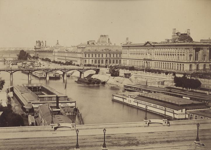 La Seine vue du Pont-Neuf_0