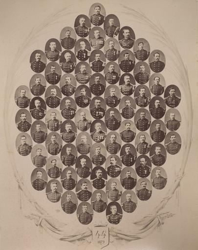 Les officiers du 44e régiment_0