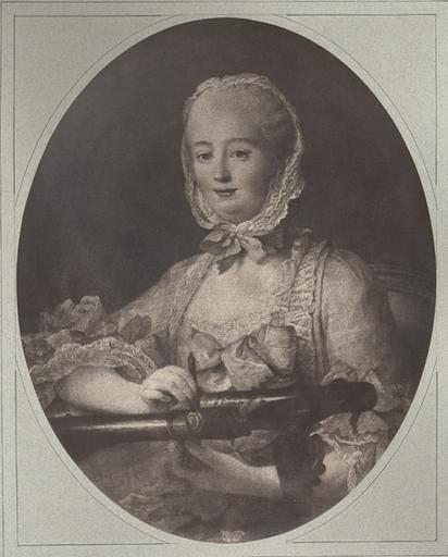 F. Boucher. Jeanne-Antoinette Poisson, marquise de Pompadour_0