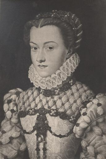 Clouet. Elisabeth d'Autriche