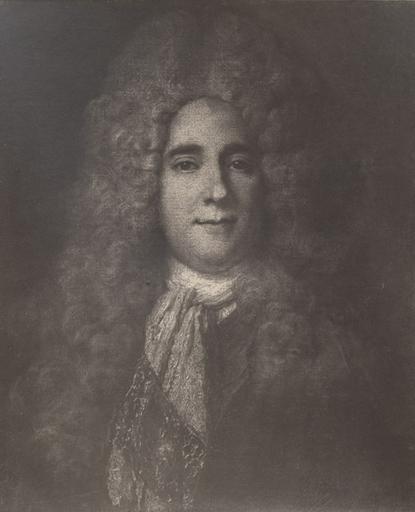 Largillière. Jules Hardouin-Mansart