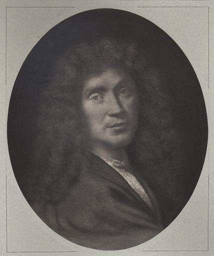 P. Mignard. J.B. Poquelin dit Molière_0