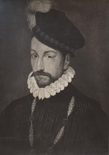 F. Clouet. Charles IX