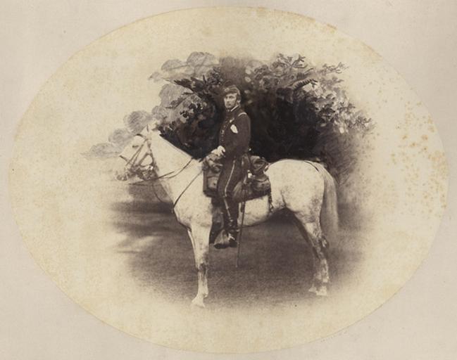 Le duc de Chartes (1840-1910) à l'armée du Potomac, entre septembre 1861 et juin 1862