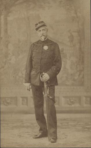 Portrait du duc d'Aumale en uniforme de général_0