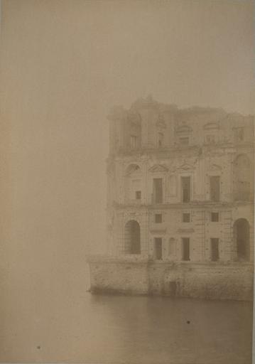 Château dit de la Reine Jeanne. (Naples.) 30 mars 1885. 239_0