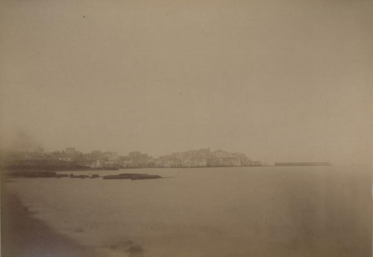 Pouzzoles près Naples. 30 mars 1885. 234_0