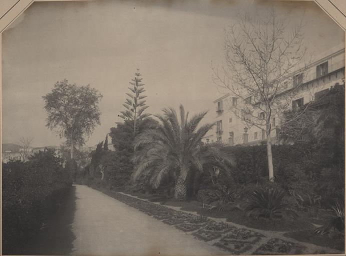Villa d'Orléans. Palerme