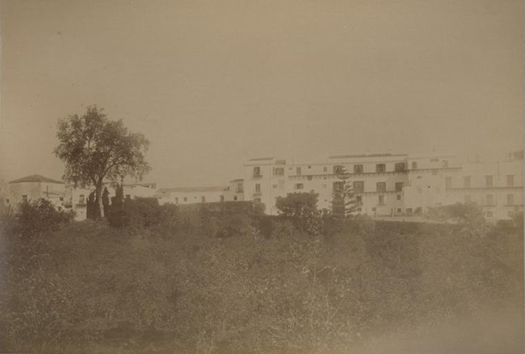 Villa d'Orléans. Palerme. 4 avril 1885. 236_0