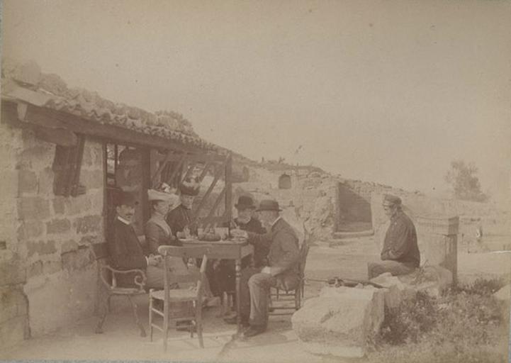 Ségeste (Sicile). 11 avril 1885_0