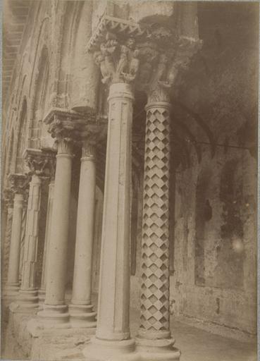 Cloître de Montréal (Sicile) 13 avril 1885_0