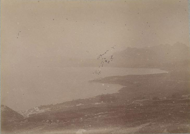 Baie de Termini (vue de Solunto), Sicile 15 avril 1885_0