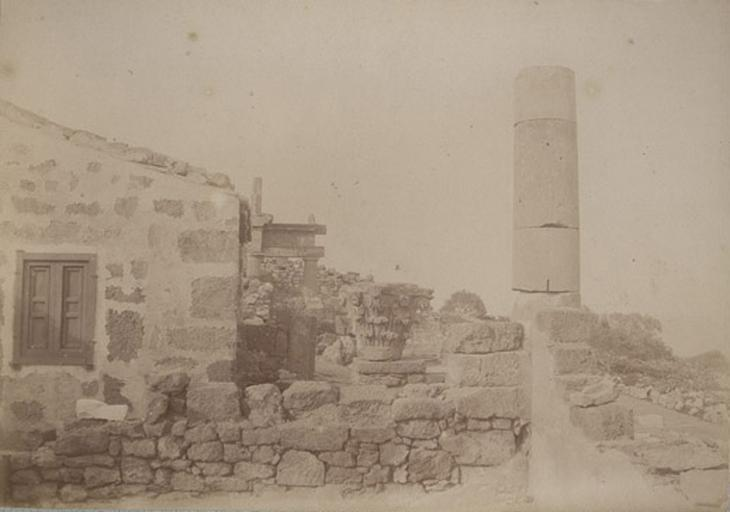Solunto (Sicile) 15 avril 1885