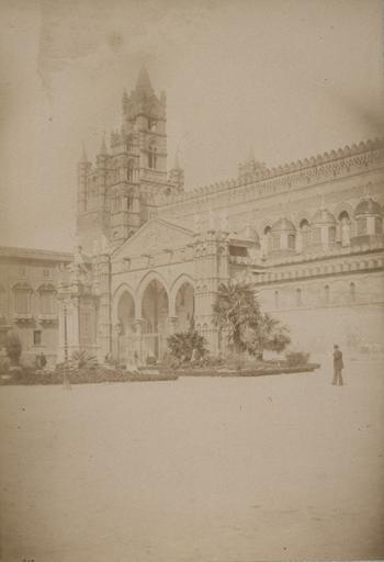 Cathédrale de Palerme 17 avril 1885. 275_0