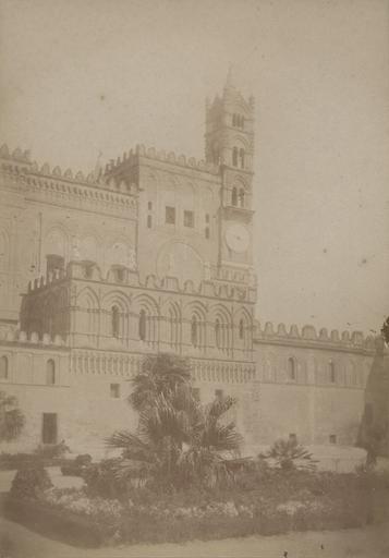 Cathédrale de Palerme 17 avril 1885. 274_0