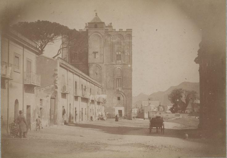 La Ziza, Palerme 17 avril 1885. 276