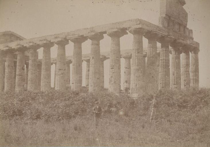 Poestum. 20 avril 1885_0