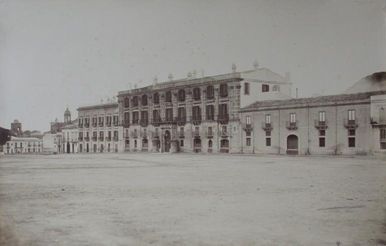 Palais d'Orléans, Palerme
