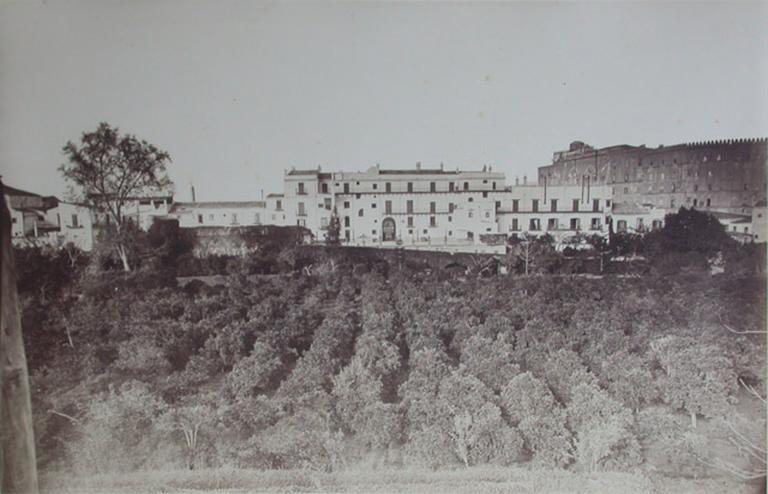 Palais et parc d'Orléans, Palerme