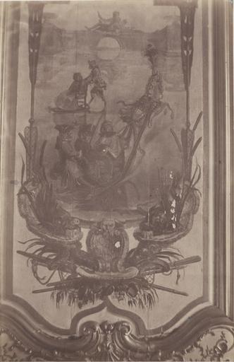 Boudoir de Watteau : le traîneau_0