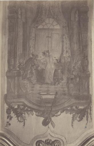 Boudoir de Watteau : le Bain_0