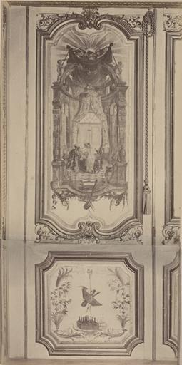 Fragments du cabinet des Singes. (le bain)_0