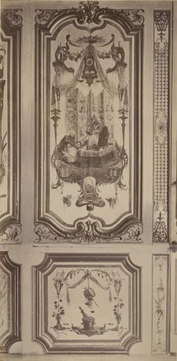 Fragments du cabinet des Singes. (la toilette)_0