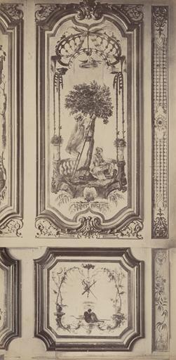 Fragments du cabinet des Singes (la cueillette)_0