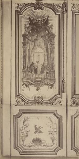 Fragments du cabinet des Singes (le bain)_0