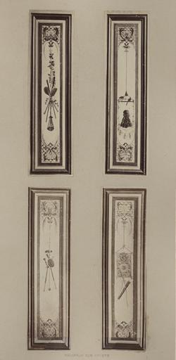Fragments du cabinet des Singes (panneaux de volets)_0